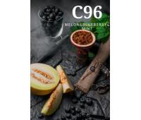 Табак CULTt C96 Melon Blueberry Peppermint (Дыня Черника Перечная Мята) 100 гр