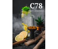 Табак CULTt C78 Fresh Lemonade (Свежий Лимонад) 100 гр