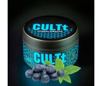 Табак CULTt C66 Blue Mist (Черника Мята) 100 гр