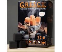 Уголь ореховый Gresco (Греско) 1 кг