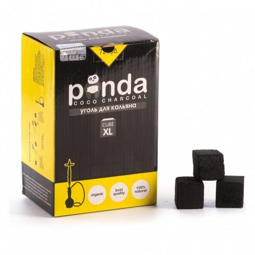 Купить Кокосовый уголь для кальяна Panda Black XL