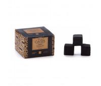 Уголь кокосовый Oasis (Оазис) 72 кубика 1 кг