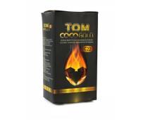 Уголь кокосовый Tom Coco Gold С22 (Коко Голд С22) 1 кг